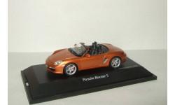 Порше Porsche Boxster S Schuco 1:43 07291, масштабная модель, 1/43
