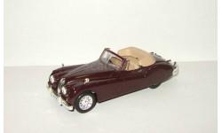 Ягуар Jaguar XK 140 1956 IXO Суперкары 1:43, масштабная модель, Суперкары. Лучшие автомобили мира, журнал от DeAgostini, scale43