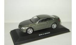 БМВ BMW 6 Series 645 E63 2004 Kyosho 1:43 БЕСПЛАТНАЯ доставка, масштабная модель, 1/43