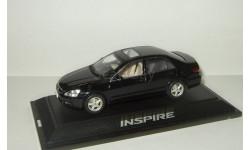 Хонда Honda Accord Inspire / Acura 7th generation 2003 Черный Ebbro 1:43 БЕСПЛАТНАЯ доставка, масштабная модель, scale43