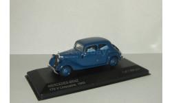 Мерседес Бенц Mercedes Benz 170 V Limousine 1949 IXO Whitebox 1:43, масштабная модель, 1/43, Mercedes-Benz