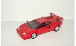 Ламборгини Lamborghini Countach 1975 IXO Суперкары 1:43, масштабная модель, Суперкары. Лучшие автомобили мира, журнал от DeAgostini, scale43