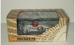 Мерседес Бенц Mercedes Benz 150 Sport Roadster 1935 IXO Museum 1:43 MUS018