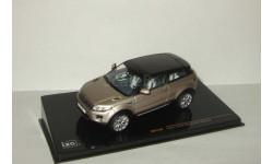 Range Rover Evoque 2011 IXO 1:43 MOC143P, масштабная модель, 1/43, IXO Road (серии MOC, CLC)
