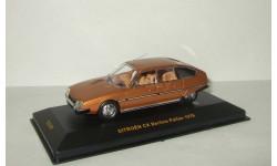 Ситроен Citroen CX Berline Pallas 1976 IXO 1:43 CLC127, масштабная модель, IXO Road (серии MOC, CLC), Citroën, scale43