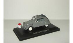 Ситроен Citroen 2CV Type AZ 1957 Altaya 1:43, масштабная модель, 1/43, Citroën