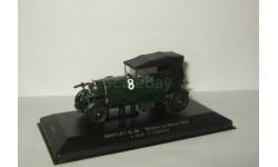 Бентли Bentley 3L #8 Winner Le Mans 1924 J. Duff - F. Clement IXO 1:43, масштабная модель, IXO Road (серии MOC, CLC), scale43