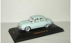 Панар Panhard Dyna Z 1953 IXO 1:43 CLC101, масштабная модель, IXO Road (серии MOC, CLC), scale43