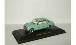 Рено Renault Siete TL 1975 IXO 1:43 CLC122, масштабная модель, 1/43, IXO Road (серии MOC, CLC)