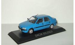 Dacia Solenza 2003 (предшественник Dacia Renault Logan) IST Masini de Legenda 1:43, масштабная модель, 1/43, IST Models