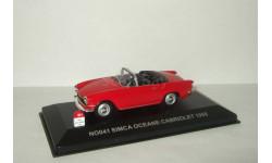 Симка Simca Oceane Cabriolet 1958 IXO Nostalgie 1:43 № 041, масштабная модель, scale43