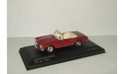 Мерседес Бенц Mercedes Benz 230 SL 1963 W113 IXO Whitebox 1:43