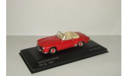 Мерседес Бенц Mercedes Benz 190 SL W121 1955 Whitebox 1:43, масштабная модель, 1/43, Mercedes-Benz