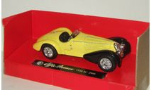 Альфа Ромео Alfa Romeo 8C 2900 1938 New Ray 1:43, масштабная модель, scale43
