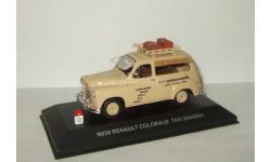 Рено Renault Colorale Taxi Sahara Norev Nostalgie 1:43 № 036, масштабная модель, scale43