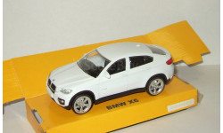БМВ BMW X6 E71 4x4 2009 Rastar 1:43, масштабная модель, scale43