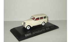 Рено Renault Juvaquatre Break 1949 Altaya 1:43, масштабная модель, 1/43