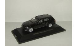 Мерседес Бенц Mercedes Benz C klasse T Modell W204 Estate Черный Schuco 1:43, масштабная модель, 1/43, Mercedes-Benz
