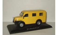 Ифа Хорьх Ifa Horch H 3 A Фургон Почта Германии Atlas 1:43, масштабная модель, 1/43