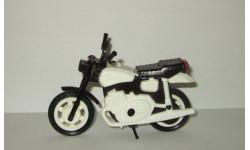 мотоцикл Иж Юпитер 5 1985 Игрушка СССР производство завод Иж 1:18 Раритет, масштабная модель, scale18