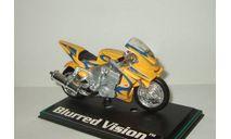 мотоцикл Хонда Honda Blurred Vision 2002 Maisto 1:18 БЕСПЛАТНАЯ доставка, масштабная модель мотоцикла, scale18