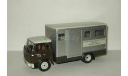 Berliet GAK Centre Hippique 1967 Фургон для перевозки лошадей Atlas 1:43, масштабная модель, scale43