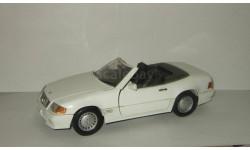 Мерседес Бенц Mercedes Benz 500SL W129 1989 Maisto (Таиланд!) 1:18, масштабная модель, 1/18, Maisto-Swarovski, Mercedes-Benz