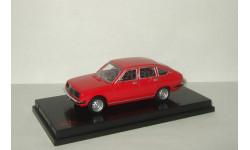 Lancia Beta Berlina (Serie 1) 1972 Красная Pego 1:43, масштабная модель, scale43