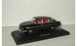 лимузин Татра Tatra 603 1961 Черная (Чехословакия ССР) IXO 1:43 CLC030, масштабная модель, 1/43, IXO Road (серии MOC, CLC)