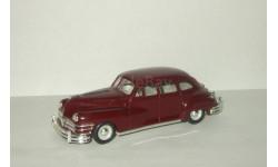Крайслер Chrysler Windsor 1947 Vitesse Ранний (Made in Portugal) 1:43, масштабная модель, scale43