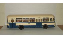 автобус Лиаз 677 бело синий СССР Vector Вектор Моделс 1:43, масштабная модель, 1/43, Vector-Models