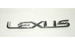 Эмблема Шильдик для автомобиля Лексус Lexus 1:1
