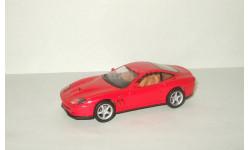 Феррари Ferrari 550 Maranello 1996 Maisto 1:43, масштабная модель, Maisto-Swarovski, scale43