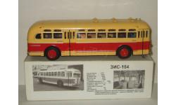 автобус Зис 154 1947 СССР Vector Вектор Моделс 1:43, масштабная модель, 1/43, Vector-Models