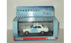Форд Ford Escort Mk 1 Suffolk Police Vanguards 1:43, масштабная модель, scale43