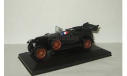 лимузин Рено Renault 40 CV Presidential 1926 Президента Франции Solido 1:43, масштабная модель, scale43