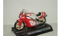 мотоцикл Хонда Honda NSR 250 Waldman 1989 Guiloy 1:18 Made in Spain БЕСПЛАТНАЯ доставка, масштабная модель мотоцикла, 1/18