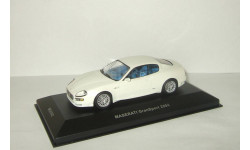 Мазерати Maserati GranSport 2004 IXO 1:43 MOC042, масштабная модель, IXO Road (серии MOC, CLC), scale43