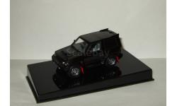 Мицубиси Mitsubishi Pajero Evolution 4x4 Черный AutoArt 1:43, масштабная модель, scale43