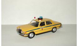Мерседес Бенц Mercedes Benz SEL W116 1975 Милиция СССР IXO Полицейские машины мира 1:43