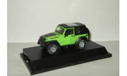 Джип Jeep Wrangler 4x4 2012 Спецверсия Greenlight Collectibles 1:43 86032, масштабная модель, scale43