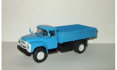 Зил 130 Бортовой Голубой Ранний 1964 СССР Ultra Models 1:43, масштабная модель, scale43