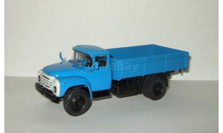 Зил 130 76 Бортовой Голубой Поздний 1974 СССР Ultra Models 1:43, масштабная модель, scale43