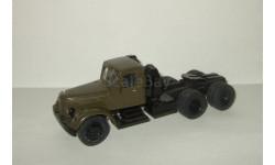 Яаз (Краз) 210 Седельный тягач 1955 СССР BON Ручная работа 1:43, масштабная модель, 1/43