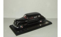 лимузин бронированный Зис 110 115 1949 генералиссимуса И. В. Сталин СССР Paudi (аналог Dip) 1:43, масштабная модель, 1/43, Paudi Models
