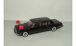 лимузин Зил 41045 (115) 1983 генерального секретаря Ю. М. Андропов СССР Paudi 1:43, масштабная модель, 1/43, Paudi Models