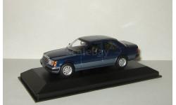 Мерседес Бенц Mercedes Benz 230 E 1991 W124 Minichamps Maxichamps 1:43 940037001, масштабная модель, Mercedes-Benz, scale43