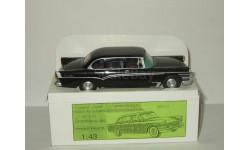 лимузин правительственный Зил 111 Черный 1959 СССР Херсон Моделс 1:43