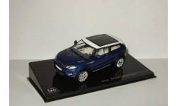 Range Rover Evoque 4x4 2011 3 door IXO 1:43 MOC142P, масштабная модель, IXO Road (серии MOC, CLC), Land Rover, scale43