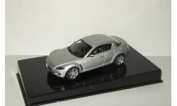 Мазда Mazda RX 8 LHD 2004 Autoart 1:43 55907, масштабная модель, scale43